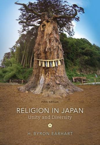 Religion in Japan Unity and Diversity 5th 2014 edition cover