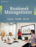 Business Management:   2016 9781305661813 Front Cover