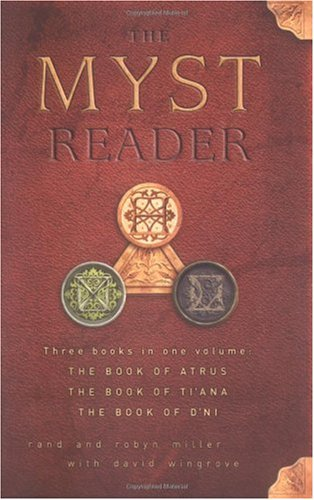 Myst Reader  N/A 9781401307813 Front Cover