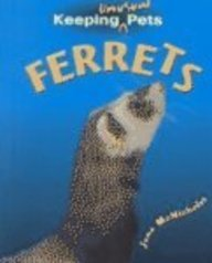 Ferrets   2003 9781403402813 Front Cover