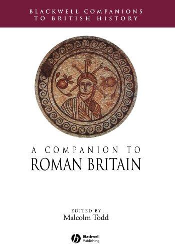 Companion to Roman Britain   2006 edition cover