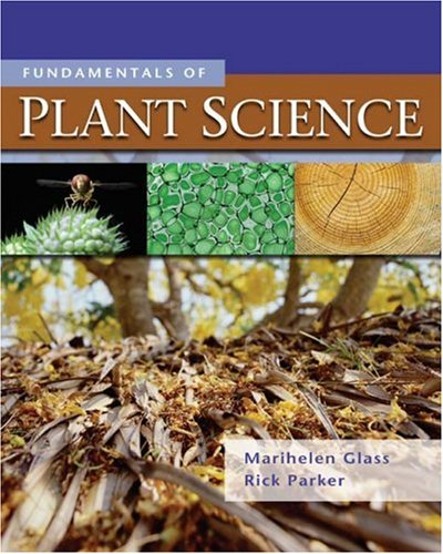 Fundamentals of Plant Science   2009 9781418000813 Front Cover
