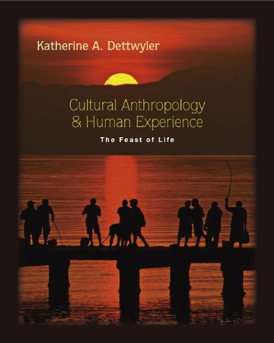 Cultural Anthropology and Human Experience  N/A edition cover
