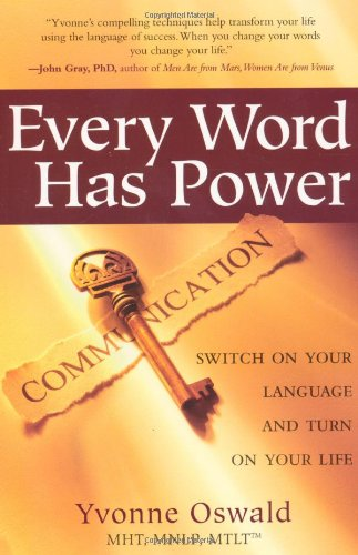 Every Word Has Power Switch on Your Language and Turn on Your Life  2008 edition cover