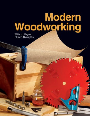 Modern Woodworking  11th 2006 edition cover