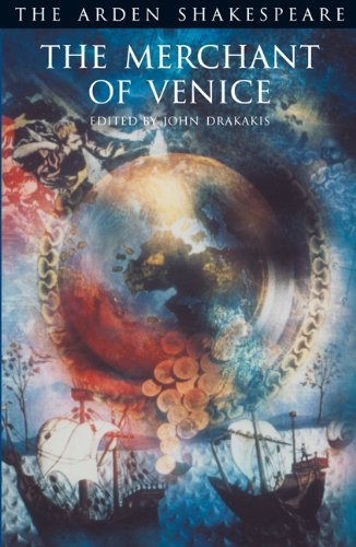 Merchant of Venice  3rd 2010 edition cover