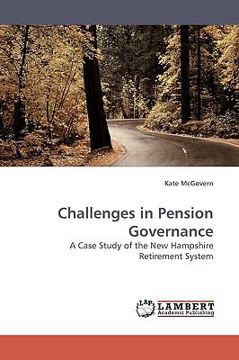 Challenges in Pension Governance N/A 9783838305813 Front Cover