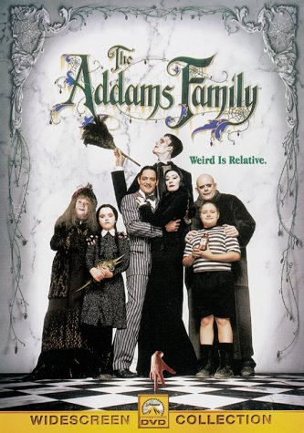 The Addams Family System.Collections.Generic.List`1[System.String] artwork