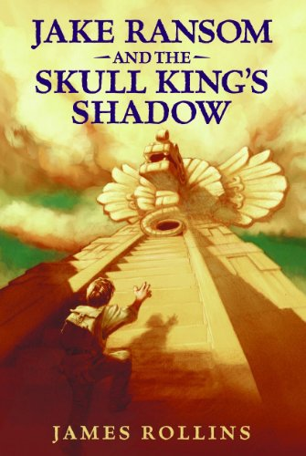 Jake Ransom and the Skull King's Shadow  N/A 9780061473814 Front Cover