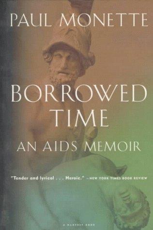 Borrowed Time An AIDS Memoir  1998 edition cover