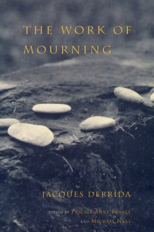 Work of Mourning   2003 edition cover