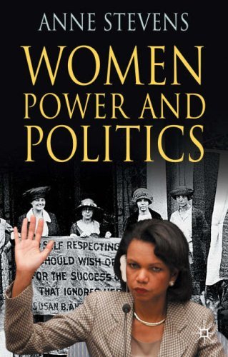 Women, Power and Politics   2007 edition cover