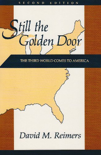 Still the Golden Door The Third World Comes to America 2nd 1992 edition cover