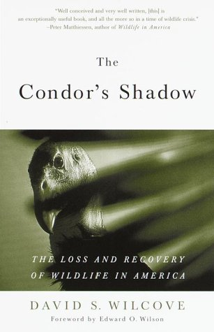 Condor's Shadow The Loss and Recovery of Wildlife in America  2000 edition cover