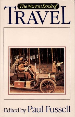 Norton Book of Travel N/A edition cover
