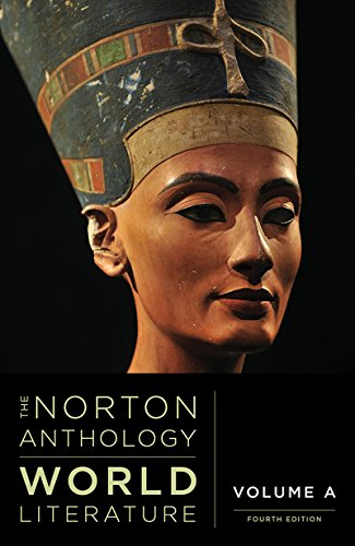 The Norton Anthology of World Literature:   2018 9780393602814 Front Cover