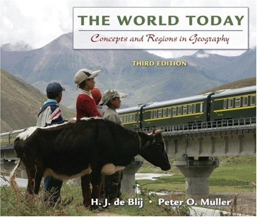 World Today Concepts and Regions in Geography 3rd 2007 (Revised) edition cover