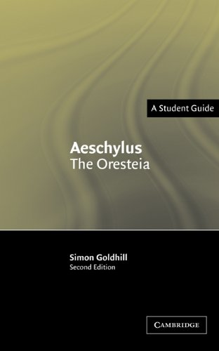 Aeschylus The Oresteia 2nd 2003 (Revised) edition cover
