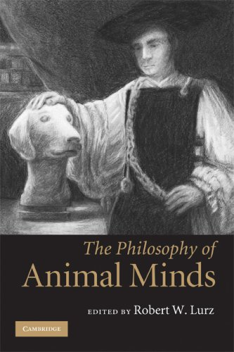Philosophy of Animal Minds   2009 9780521711814 Front Cover