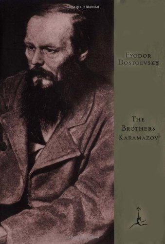Brothers Karamazov   1996 (Annual) edition cover