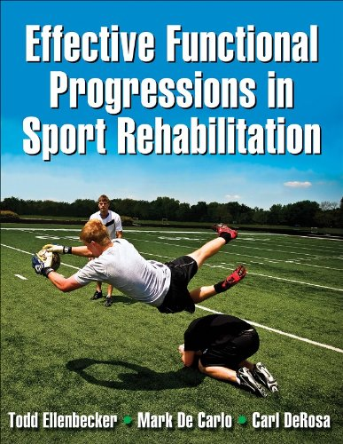 Effective Functional Progressions in Sport Rehabilitation   2009 edition cover