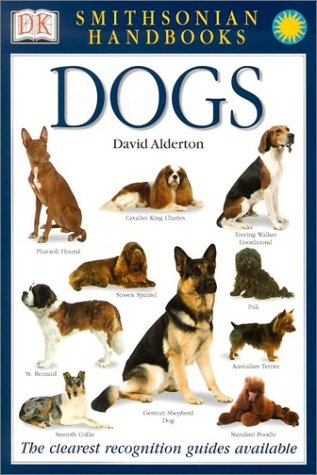 Smithsonian Handbooks Dogs   2002 (Revised) edition cover