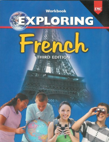 Exploring French:   2008 edition cover