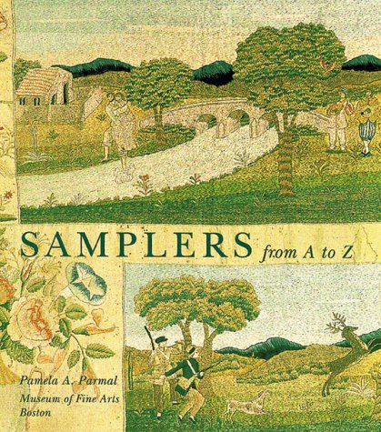 Samplers from A to Z   2000 9780878464814 Front Cover