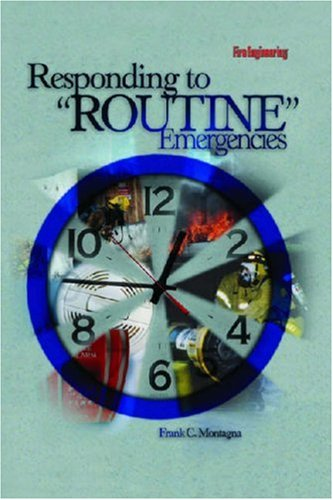 Responding to Routine Emergencies   1999 edition cover