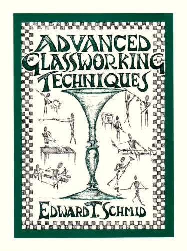 Advanced Glassworking Techniques 1st edition cover