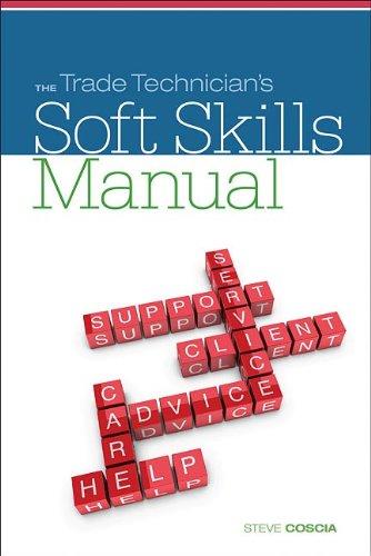 Trade Technician's Soft Skills Manual   2012 edition cover