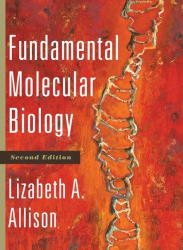 Fundamental Molecular Biology  2nd 2012 edition cover