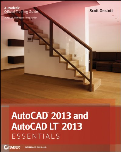 AutoCAD 2013 and AutoCAD LT 2013   2012 edition cover