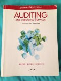 Auditing and Assurance Services  14th edition cover