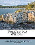 Pudd'nhead Wilson  0 edition cover