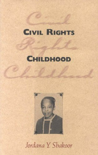 Civil Rights Childhood   1999 edition cover