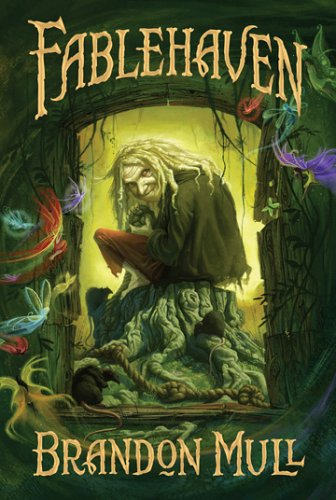 Fablehaven   2006 9781590385814 Front Cover