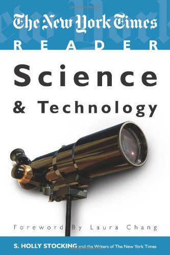 New York Times Reader Science and Technology  2010 (Revised) edition cover