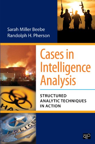 Cases in Intelligence Analysis Structured Analytic Techniques in Action  2012 (Revised) edition cover