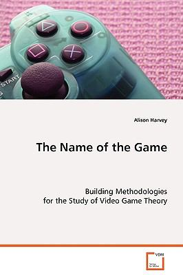 The Name of the Game:   2008 edition cover