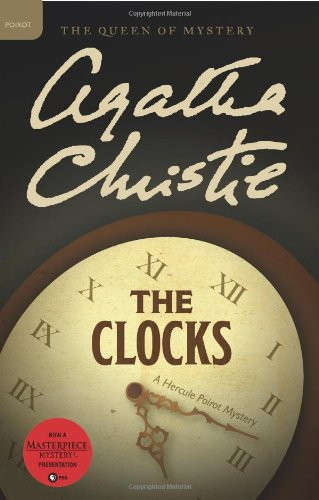 Clocks A Hercule Poirot Mystery N/A 9780062073815 Front Cover