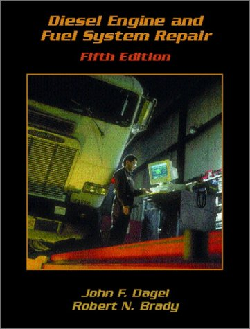 Diesel Engine and Fuel System Repair  5th 2002 edition cover