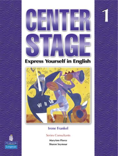 Center Stage Express Yourself in English  2006 (Student Manual, Study Guide, etc.) edition cover