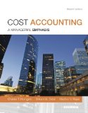 Cost Accounting Plus NEW MyAccountingLab with Pearson EText -- Access Card Package  15th 2015 edition cover