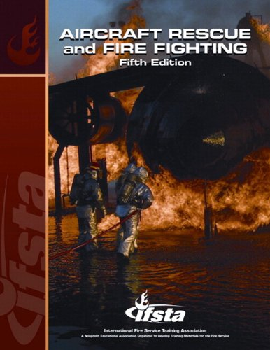 AIRCRAFT RESCUE+FIREFIGHTING N/A 9780135094815 Front Cover