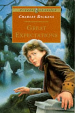 Great Expectations   1995 (Abridged) 9780140366815 Front Cover