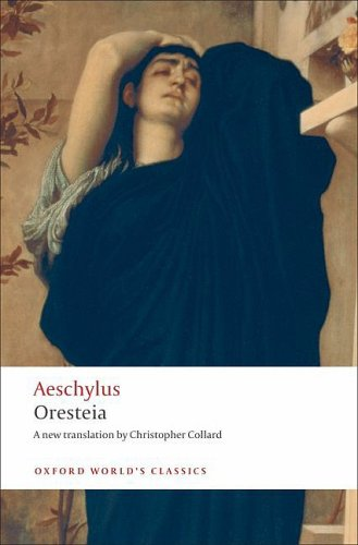 Oresteia   2009 edition cover