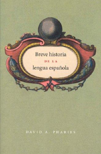 Breve Historia de la Lengua Espa�ola   2006 edition cover