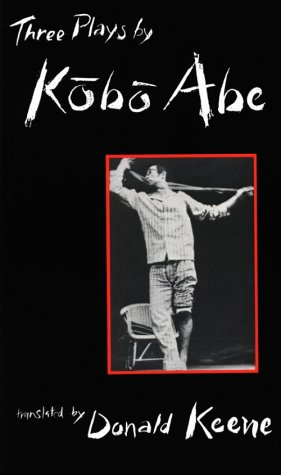 Three Plays by Kobo Abe  N/A edition cover