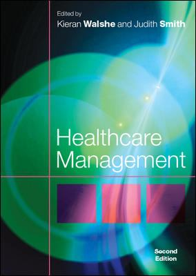 Healthcare Management  2nd 2011 edition cover